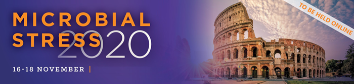 Microbial Stress Congress 2020 - Banner