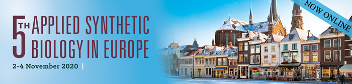 5th Applied Synthetic Biology in Europe - Banner
